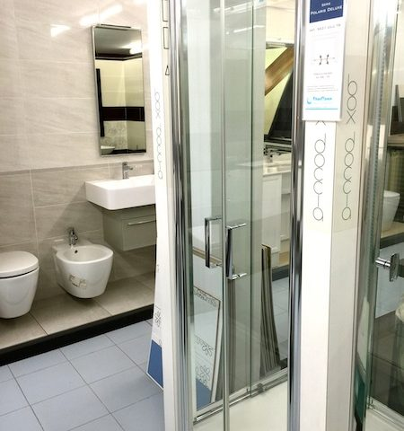 Offerta chiusura doccia samo porta a saloon edilcom fancelli - Porta doccia samo ...