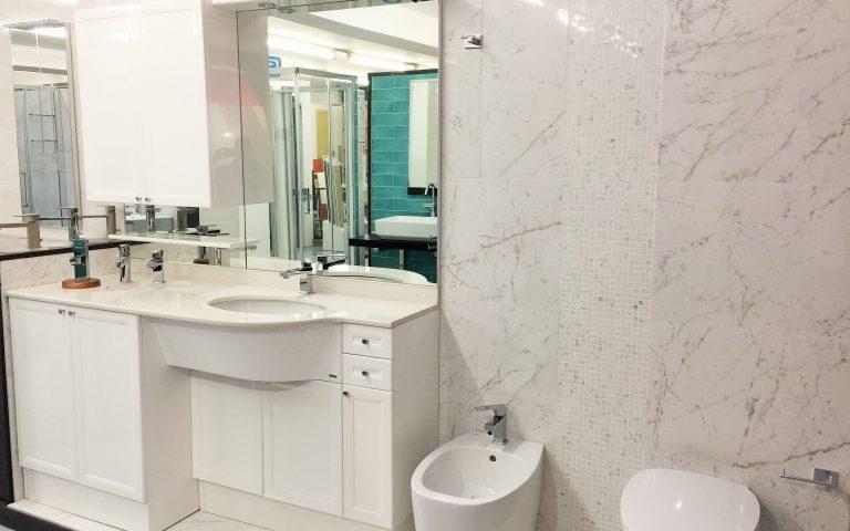 OFFERTA mobile bagno incasso lavatrice - EDILCOM Fancelli