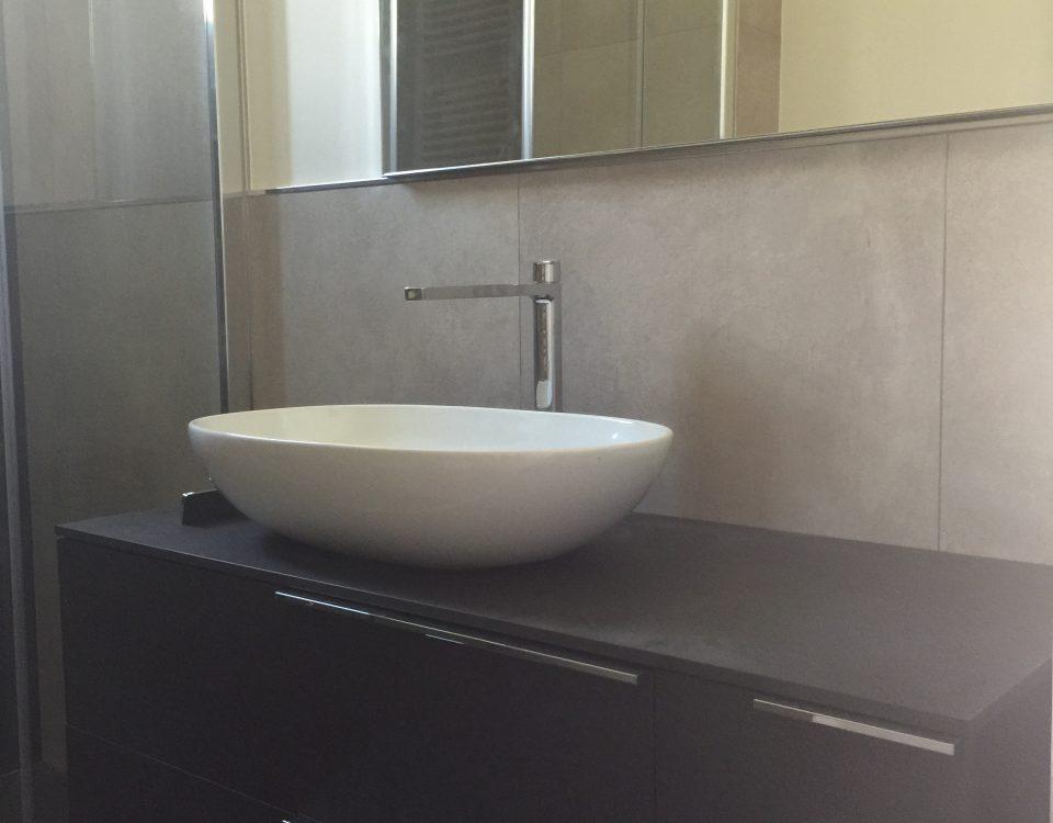 Ristrutturazione di un bagno in zona crocetta a torino edilcom
